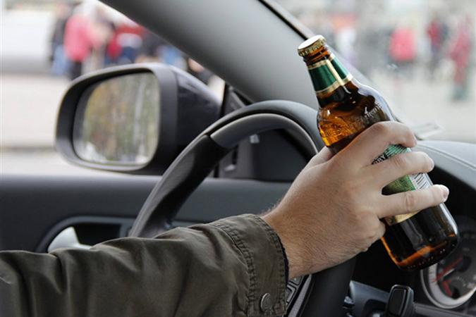 управление автомобилем в состоянии, алкогольного опьянения